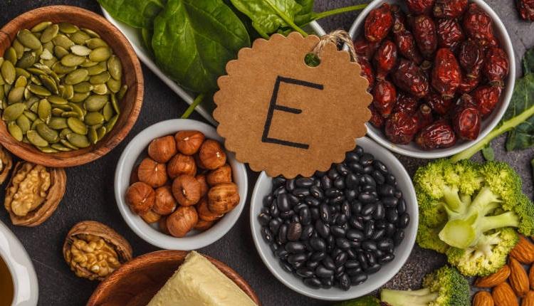 alimentos ricos vitamina e